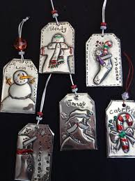 tag ornaments the pewter room gift tags pewter