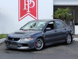 2006 mitsubishi lancer evolution ix evo ix park place ltd flickr