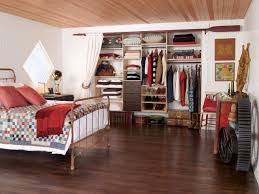 California Closets Sliding Doors by Bedroom Four Up Down Hanging Rods Opened Shelf Five Drawers Reach