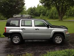 jeep patriot rro lift 1 25