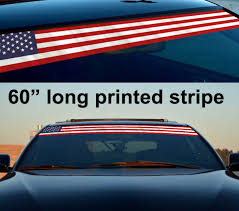 Us Flag Decal Buy Usa American Patriotic Decals