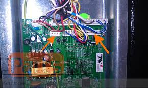 how to install ge wr55x10942 main control board