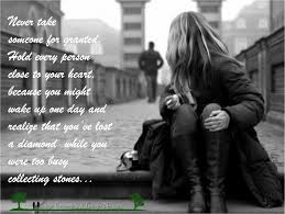 marriage quotes for him quotes for him and never take someone for granted