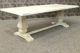 Pedestal Bases For Dining Tables Wonderful Table Base Kit Pedestal Dining Tables Room Tab