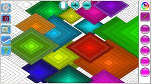 abstract coloring for adults l android apps on google play