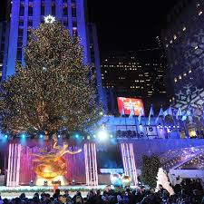 lead free christmas lights events in manhattan midtown nyc events rockefeller center