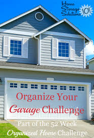 how to organize your garage step by step instructions