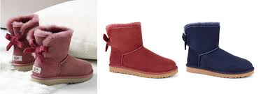 s ugg australia mini bailey bow boots ugg australia pop up store at festival walk butterboom