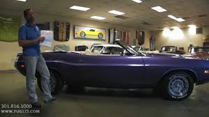 plum dodge challenger for sale 457hp 1970 dodge challenger 440 6 pack convertible for sale with