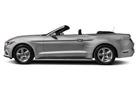 Black Mustang Convertible New 2017 Ford Mustang Price Photos Reviews Safety Ratings