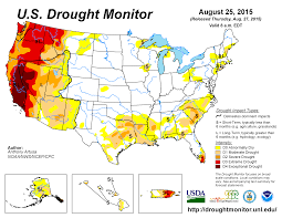 Rain Map Usa by Drought October 2016 State Of The Climate National Centers Us