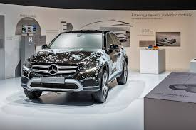mercedes hybrid car mercedes announces all electric car and in hybrid hydrogen