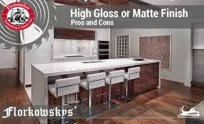 best finish for kitchen cabinets lacquer high gloss or matte finish the lacquer cabinet pros cons