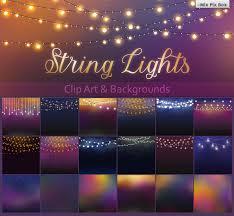 Patio Lights Patio Lights Clipart Wedding Lights Lights String