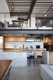 Home Design Loft Style by Best 20 Industrial Loft Apartment Ideas On Pinterest Loft