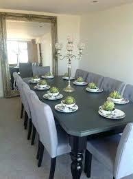 Large Dining Room Table Seats 10 Dining Room Table Seats 10 Tables S Large Sets