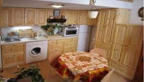 cuisine en pin meuble et cuisine en pin standards ou sur mesure les agencements