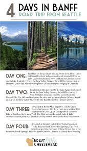 Banff National Park Map 93 Best Banff National Park Images On Pinterest Canada Trip