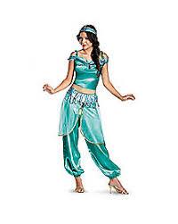 Genie Halloween Costume Muscle Genie Costume Aladdin Spirithalloween