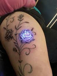 the 25 best uv ink tattoos ideas on pinterest blacklight tattoo