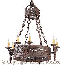 Wrought Iron Chandeliers Mexican Wrought Iron Chandeliers Mexican 28 Images C173 Ch082 1 By