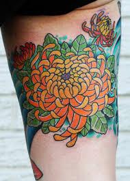 chrysanthemum on left foot i wish pinterest chrysanthemum