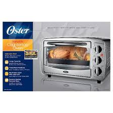 How To Bake Cookies In A Toaster Oven Oster Toaster Oven Stainless Steel Tssttv0001 Target