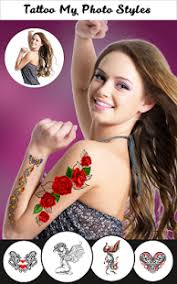 tattoo my photo styles tattoo design apps android apps on