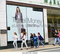 marks and spencer bureau travel bureau stock photos travel bureau stock images alamy