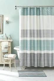 Sage Green Shower Curtains Sage Green Striped Shower Curtain U2022 Shower Curtains Design