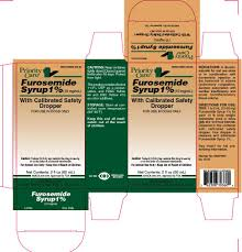 furosemide syrup 1 10 mg ml with calibrated safety dropper