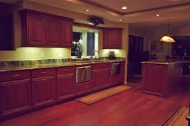 kitchen cabinet lighting modern home interior design