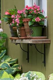 Cute Flower Pots by Top 10 Best Diy Flower Pot Shelves Top Inspired