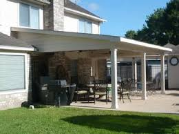 Backyard Porches Patios - houston patio cover designs