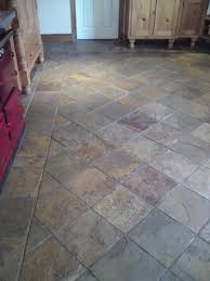 How To Clean In by How To Clean Kitchen Floor Tile Grout Voluptuo Us