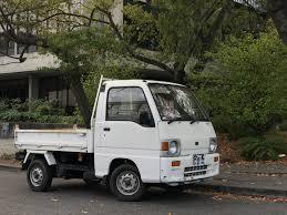 subaru truck 1991 subaru sambar 4wd dump truck adamsgarage sodo moto