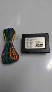 maypole universal smart 7 way bypass relay towing towbar multi