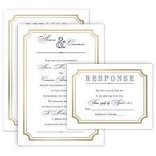 same wedding invitations wedding invitations s bridal bargains