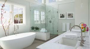 spa like bathroom transitional bedroom milton development