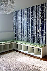 bookshelves with storage replace the sideboard and turn the bookshelves into benches diy