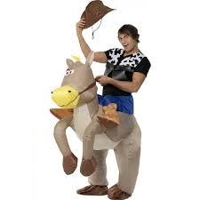 Horse Jockey Halloween Costume Inflatable Horse Costume Doodys Fancy Dress Bradford Yorkshire