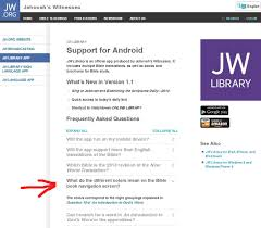 jw org app for android ques re jw library app jw news