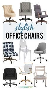 Stylish Office Stylish Office Chairs Life On Virginia Street