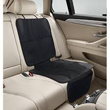 protège siège auto bébé filfia protège siège voiture pour siège auto bébé enfant noir avec