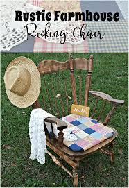 Best 25 White Rocking Chairs Best 25 Farmhouse Rocking Chairs Ideas On Pinterest Farmhouse