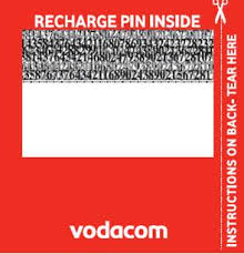vodacom airtime recharge a contract