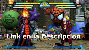 capcom apk descargar marvel vrs capcom apk para android