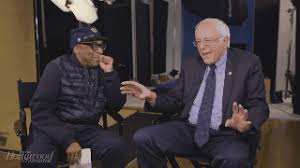 spike lee interviews bernie sanders vermont trump clinton guns