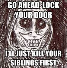 Scary Goodnight Meme - scary clown goodnight bigking keywords and pictures