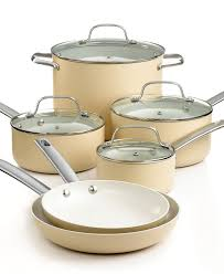 clearance martha stewart collection ceramic cookware 10 piece set